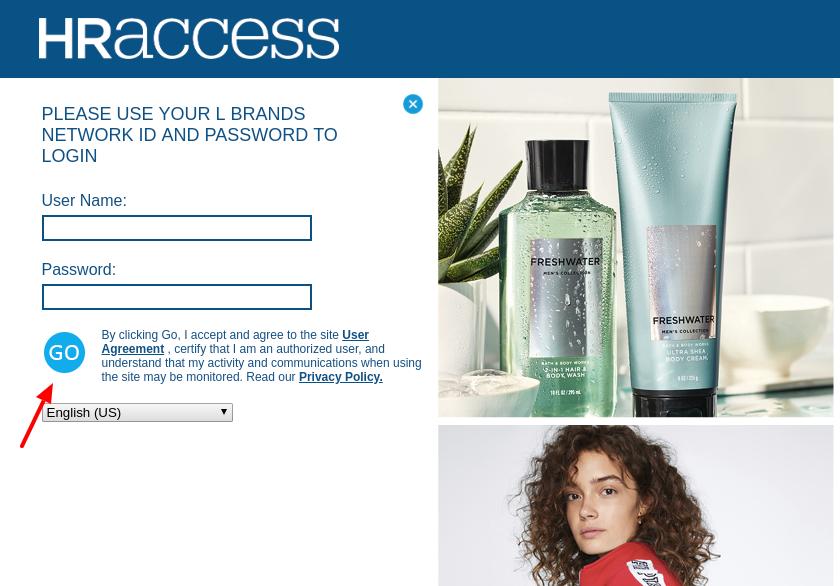 HR Access Login