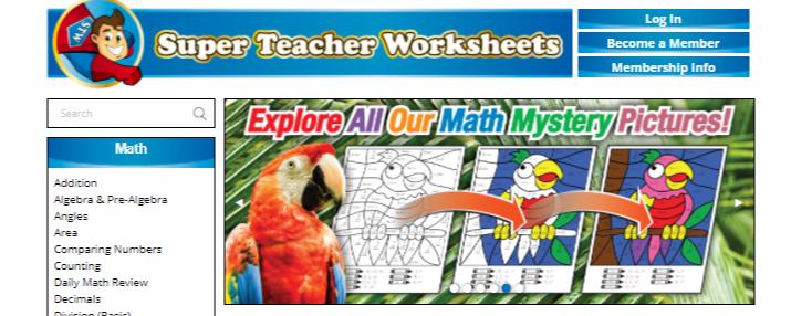 www.superteacherworksheets.com   Super Teacher Worksheets ...