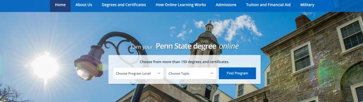 PSU Student Portal