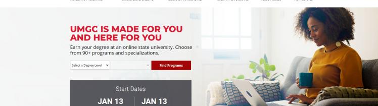 university of Maryland student login