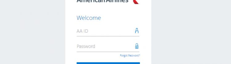 Jetnet - American Airlines portal