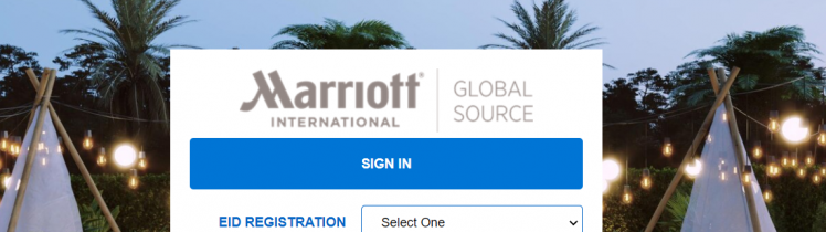 Marriott Employee Portal