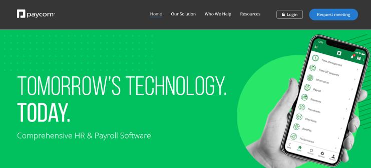 paycom employee portal