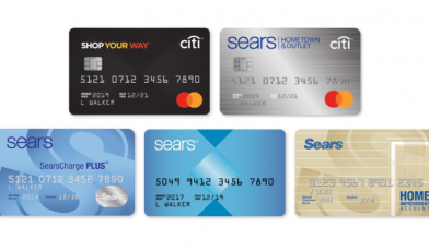 Sears Credit card apply